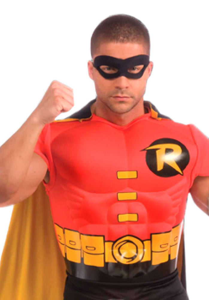 Robin Top Muscle Chest Costume