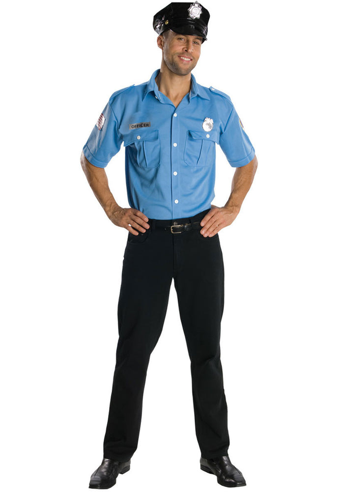 Police Officer Costume, Occupations Fancy Dress