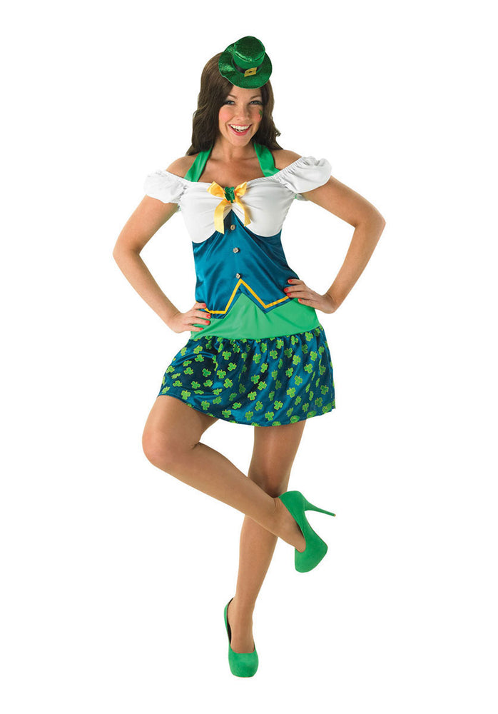 Ladies Leprechaun Costume, St Patrick's Day Outfit