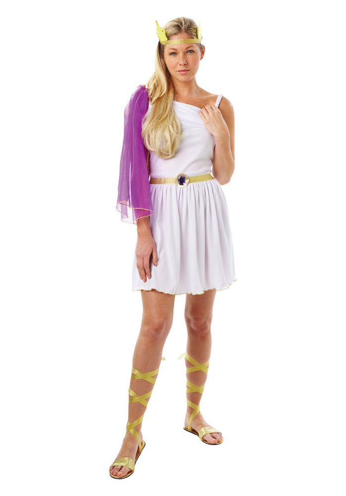 Goddess Costume, Greek Roman Goddess Costume