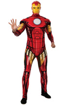 Muscle Chest Iron Man Costume