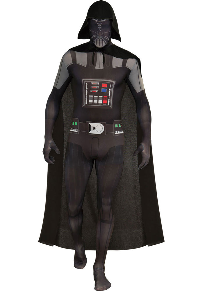 Darth Vader Bodysuit Costume, Star Wars Fancy Dress