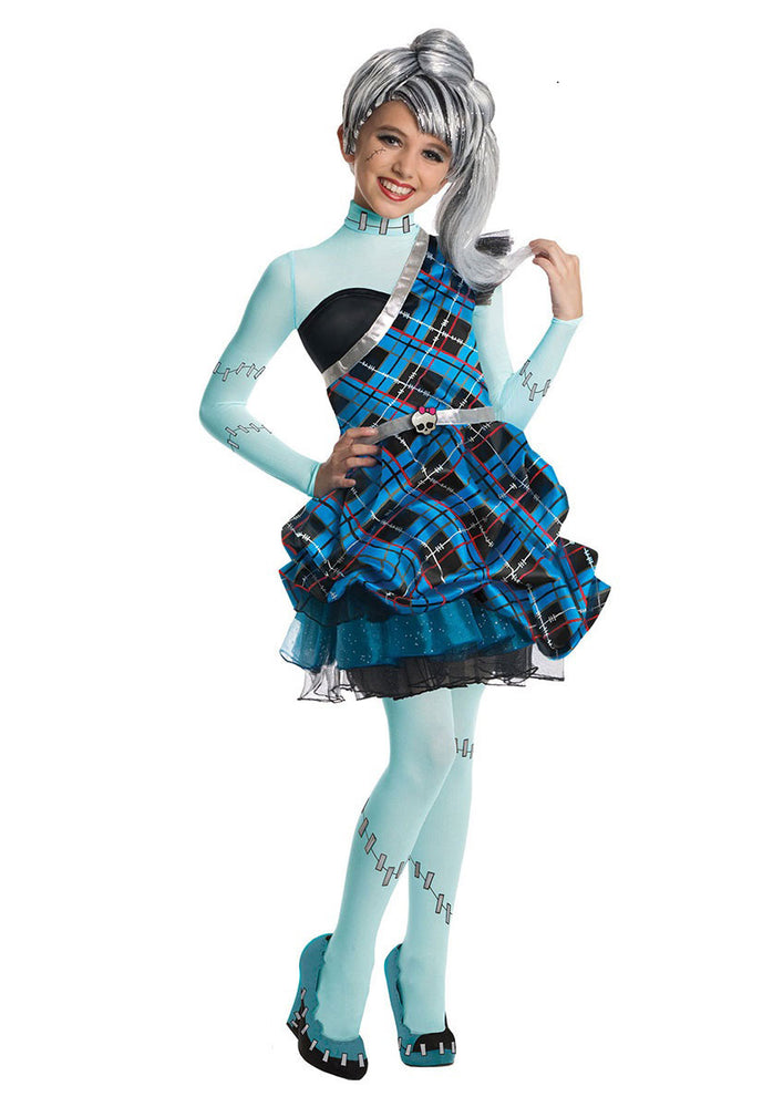 Kids Frankie Stein Monster High Costume Sweet 1600