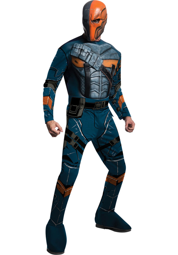 Adult Batman Arkham Deathstroke Costume