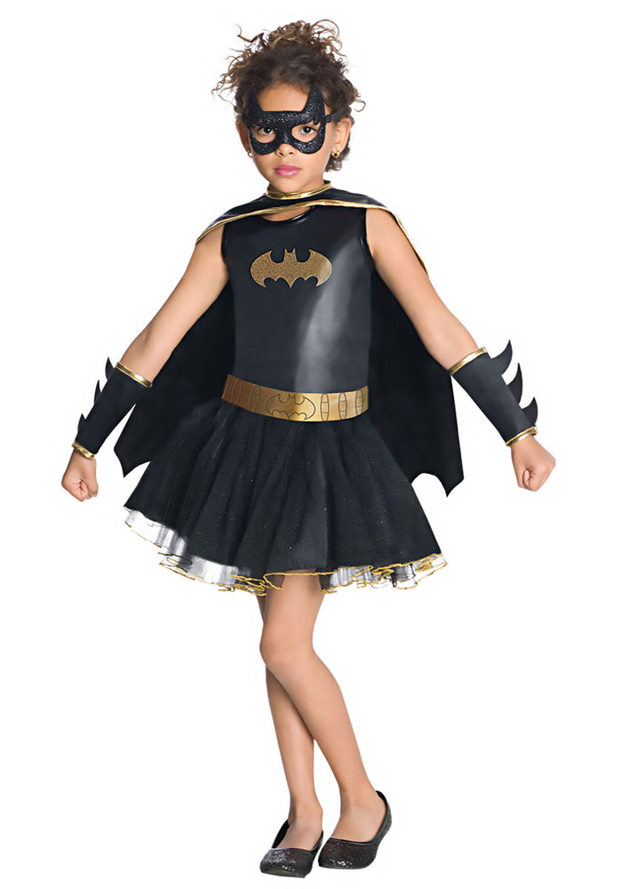 Batgirl Costume for Children, Licensed Marvel Kids Costume