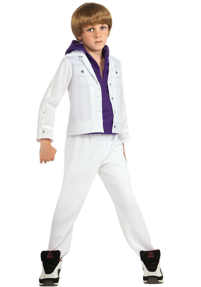 Justin Bieber Costume for Kids