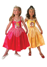 Kids Sleeping Beauty to Belle Reversible Costume, Child