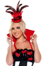 Queen Of Hearts Hat M.House