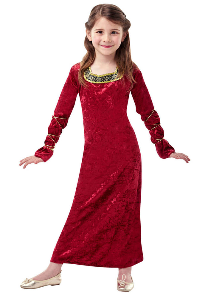 Lady Of The Palace Costume - Child