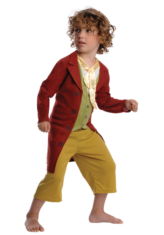 Bilbo Baggins Costume, The Hobbit Fancy Dress