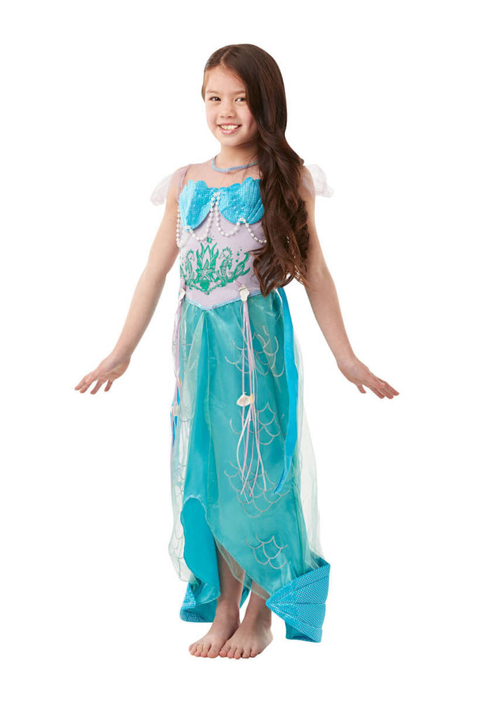 Kids Mermaid Princess Costume