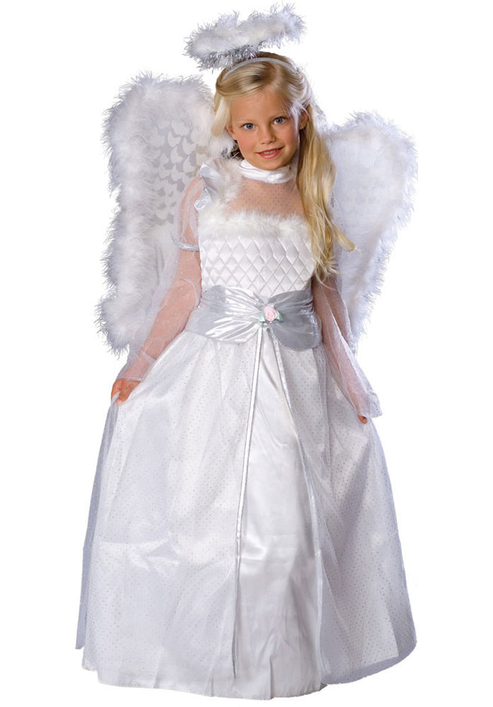 Childs Rosebud Angel Costume
