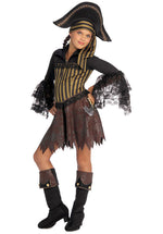 Pirate Sassy Girl Costume