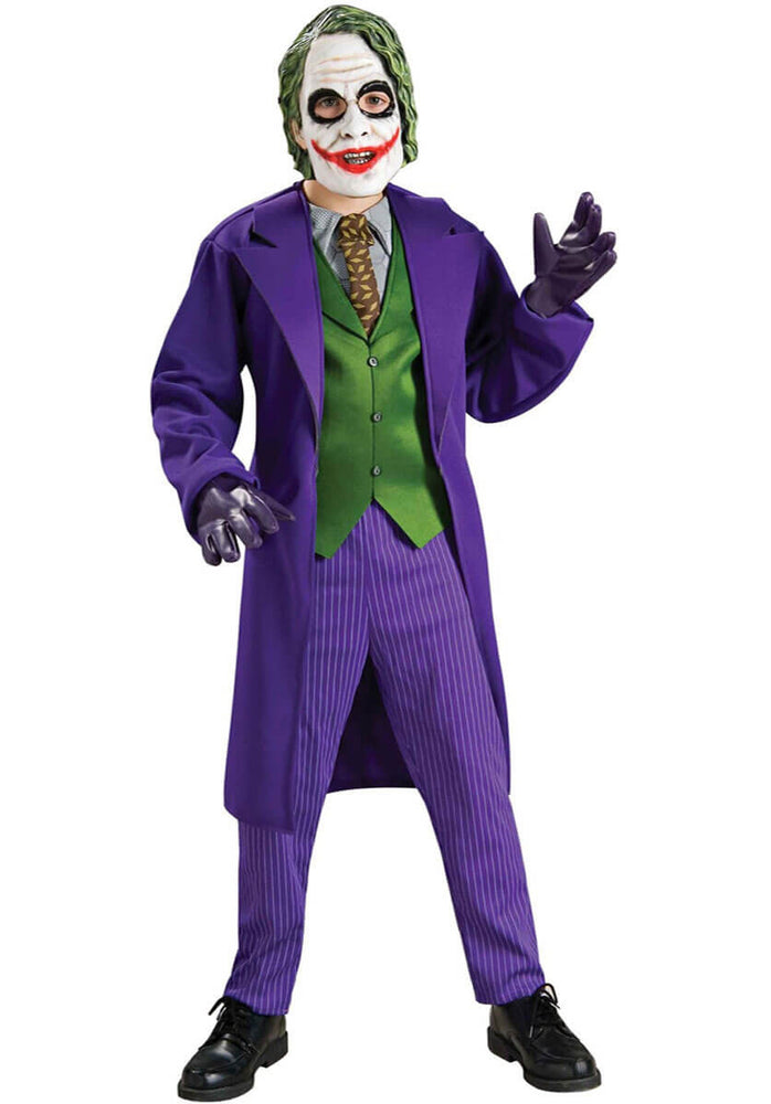 Joker Dark Knight Deluxe - Child