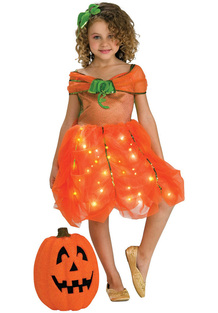 Pumpkin Princess Costume - Child