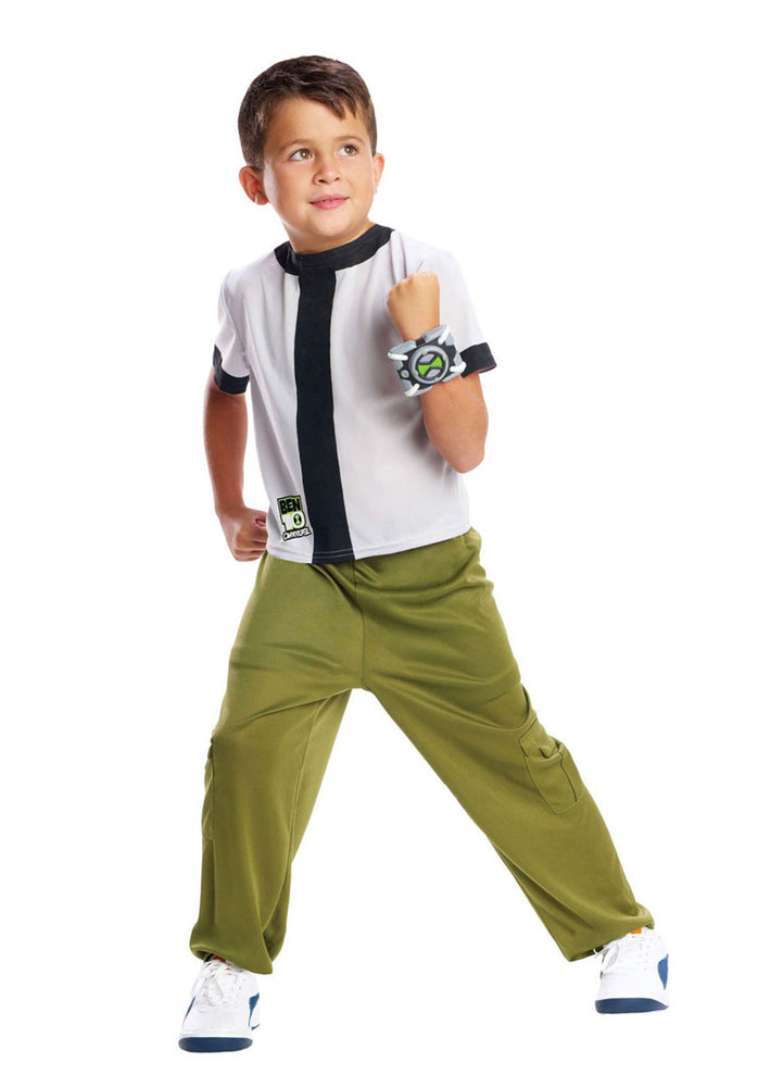 Child Ben 10 Costume, Ben 10 Omniverse Fancy Dress