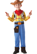 Disney Woody Child Costume, Deluxe Fancy Dress