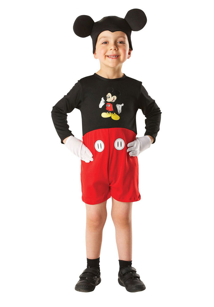 Disney Mickey Mouse Child's Costume