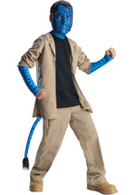 Avatar™ Jake Sully Deluxe Costume - Child