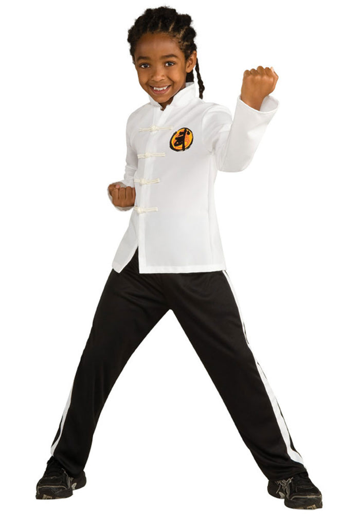 Deluxe Karate Kid Costume - Children