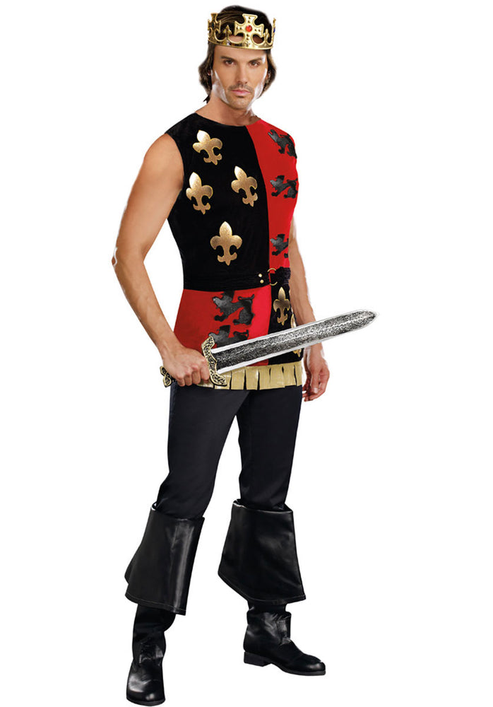 Men's Royally Yours Costume