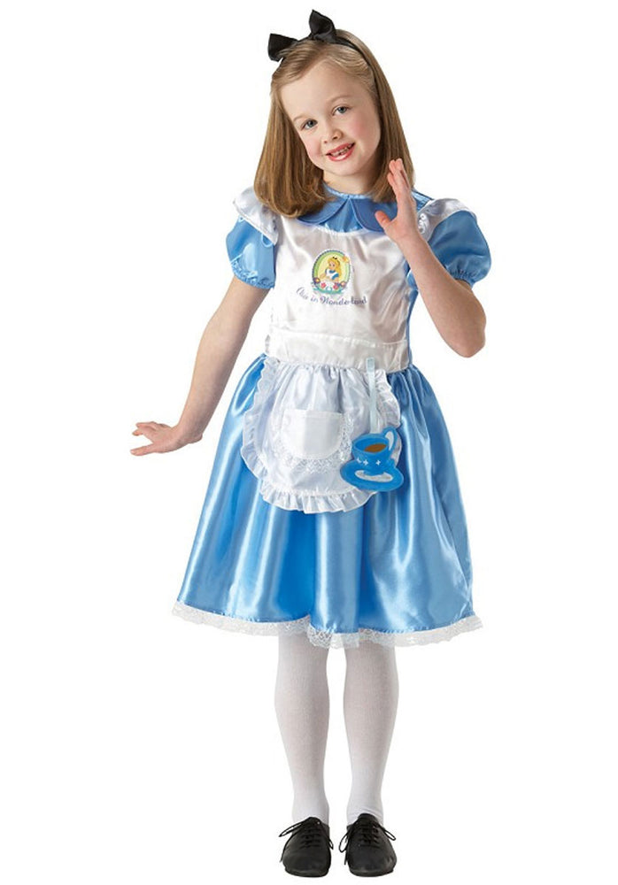 Alice Disney Childs Costume, Alice in Wonderland