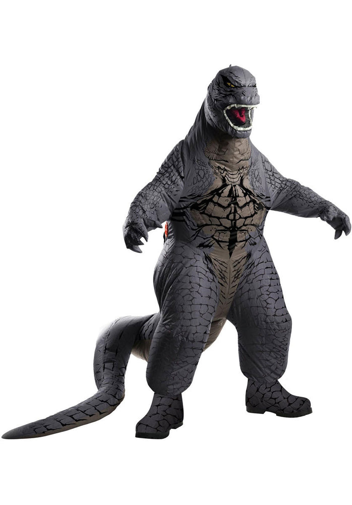 Kids Godzilla Costume Deluxe, Inflatable