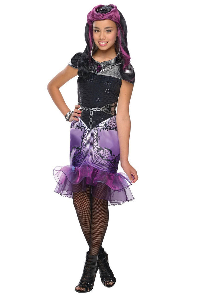 Raven Queen Costume - Ever After High, Child Fancy Dress