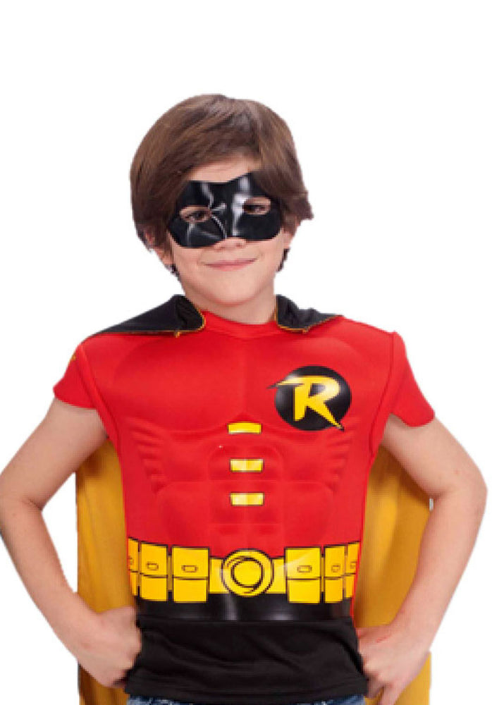 Robin Muscle Top Costume, Child