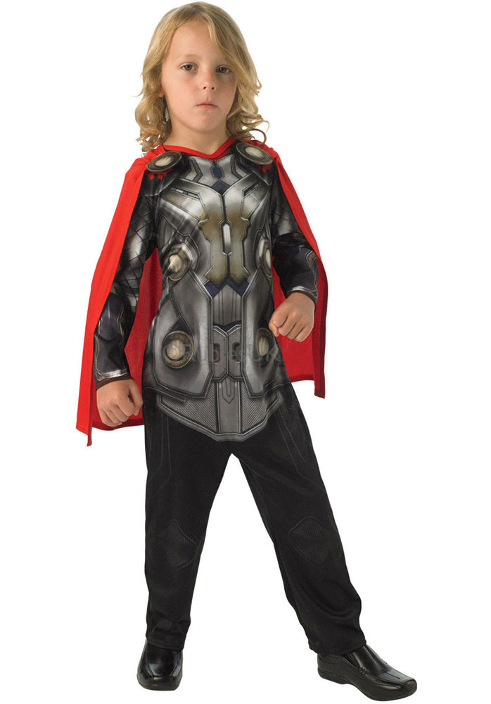 Kids Thor 2 Costume, Classic Fancy Dress