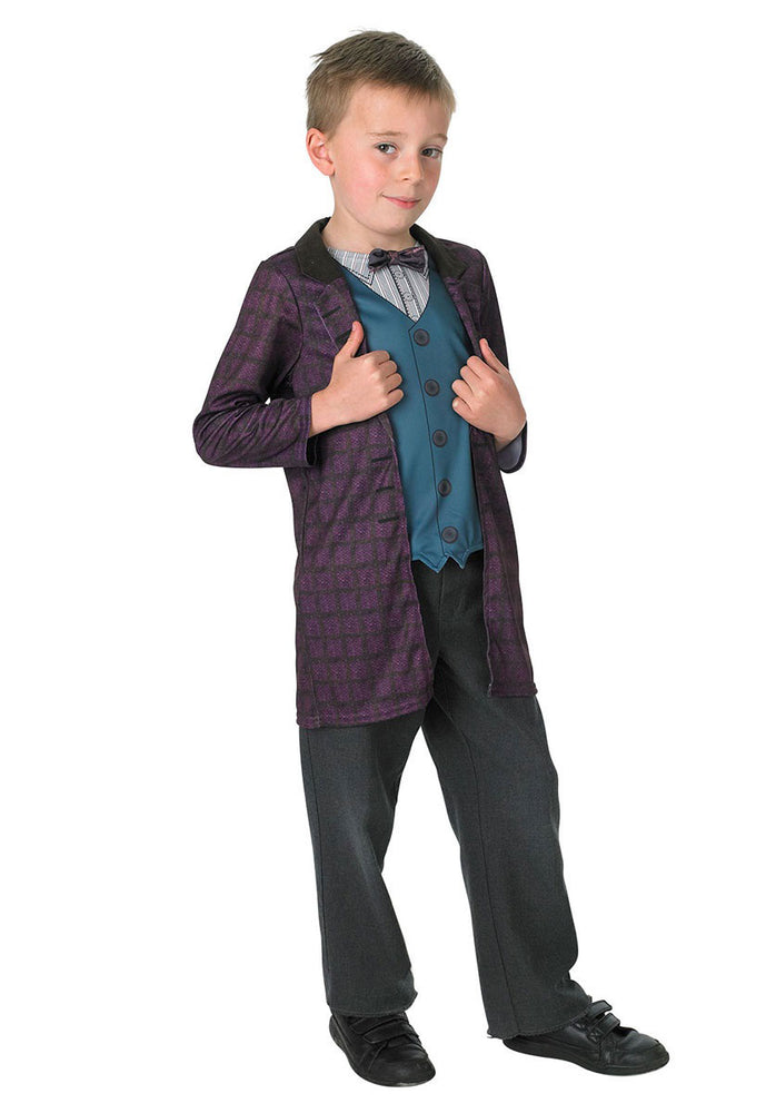 Kids Dr. Who Costume, 11th Doctor Who Fancy Dress