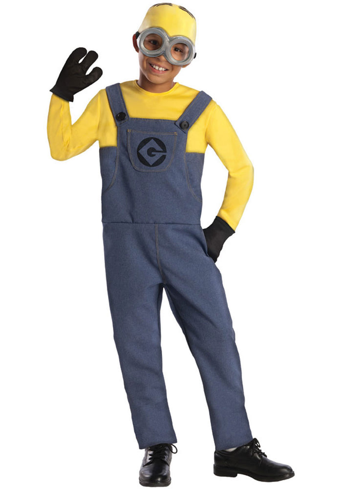 Kids Minion Dave Costume, Despicable Me 2