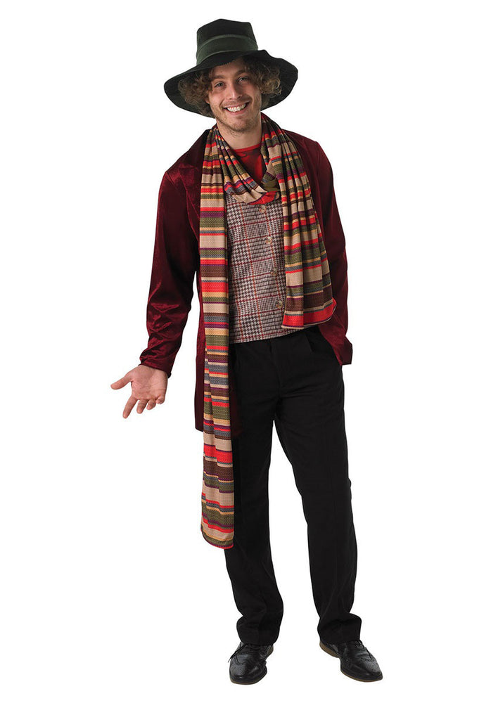 Adult Dr. Who Costume - 4th Doctor