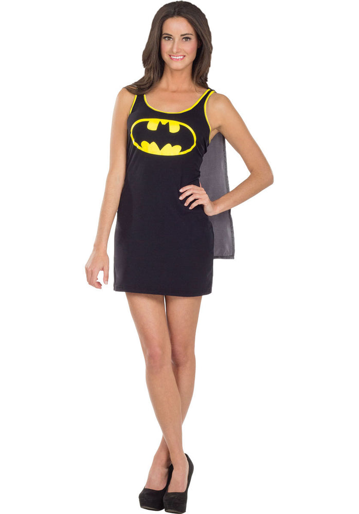 Batgirl Dress with Cape