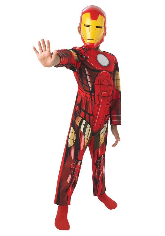 Kids Iron Man Classic Costume by Marvel