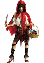 Lil Dead Riding Hood Costume, Halloween Fancy Dress
