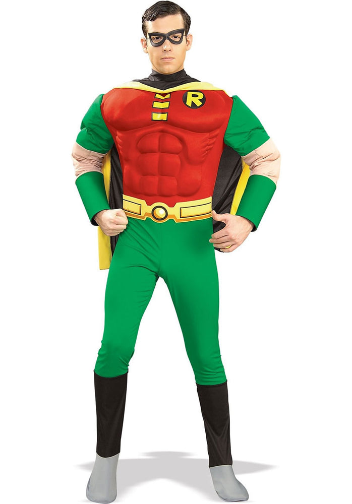 Robin Muscle Chest Costume - DC Comics