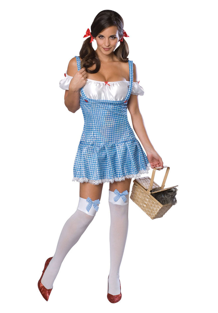Dorothy Costume, Secret Wishes Collection Official Costume - Wizard of Oz.