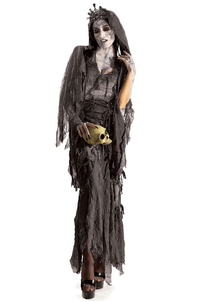 Lady Gruesome Costume - Halloween Fancy Dress