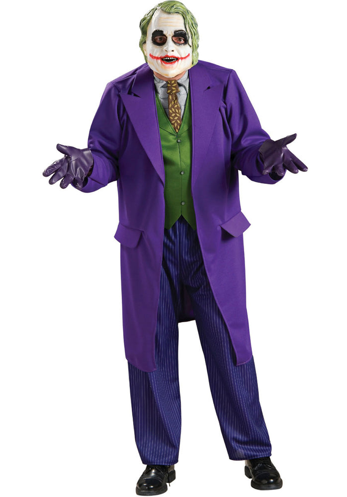 Joker Deluxe Costume Dark Knight