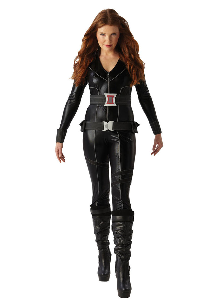 Black Widow costume from Marvels Avengers