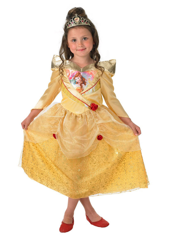 Disney Belle Costume, Shimmer Dress
