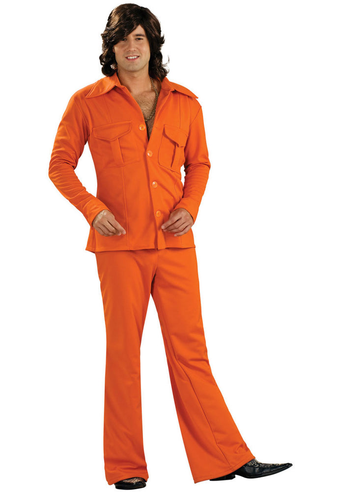 Leisure Suit, Orange