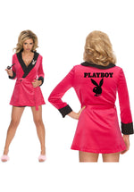 Playboy Sexy Girlfriend Costume in Pink