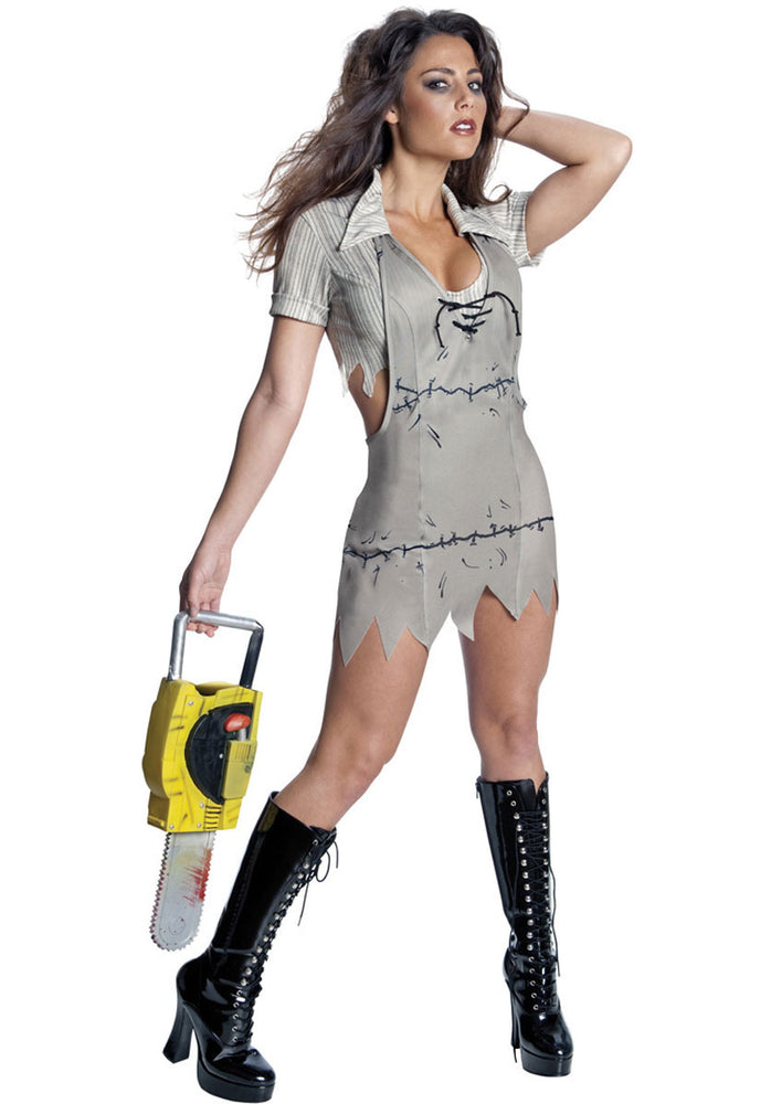 Miss Leatherface Costume - The Texas Chainsaw Massacre
