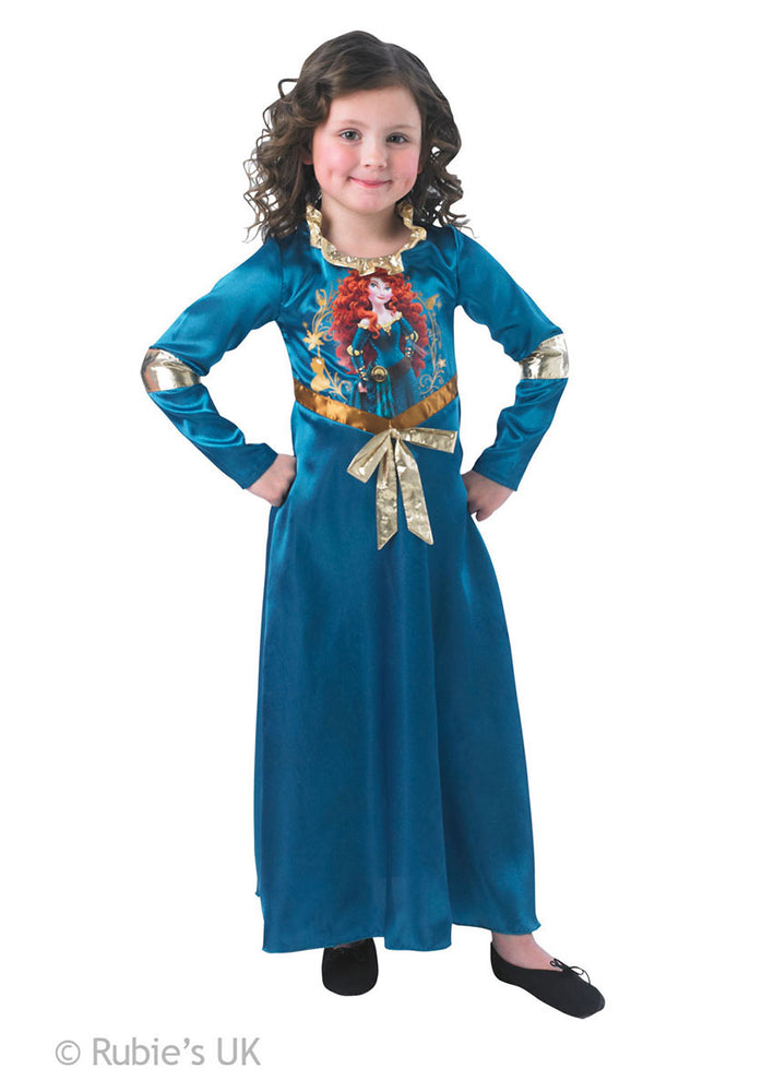Kids Disney Merida Classic Costume
