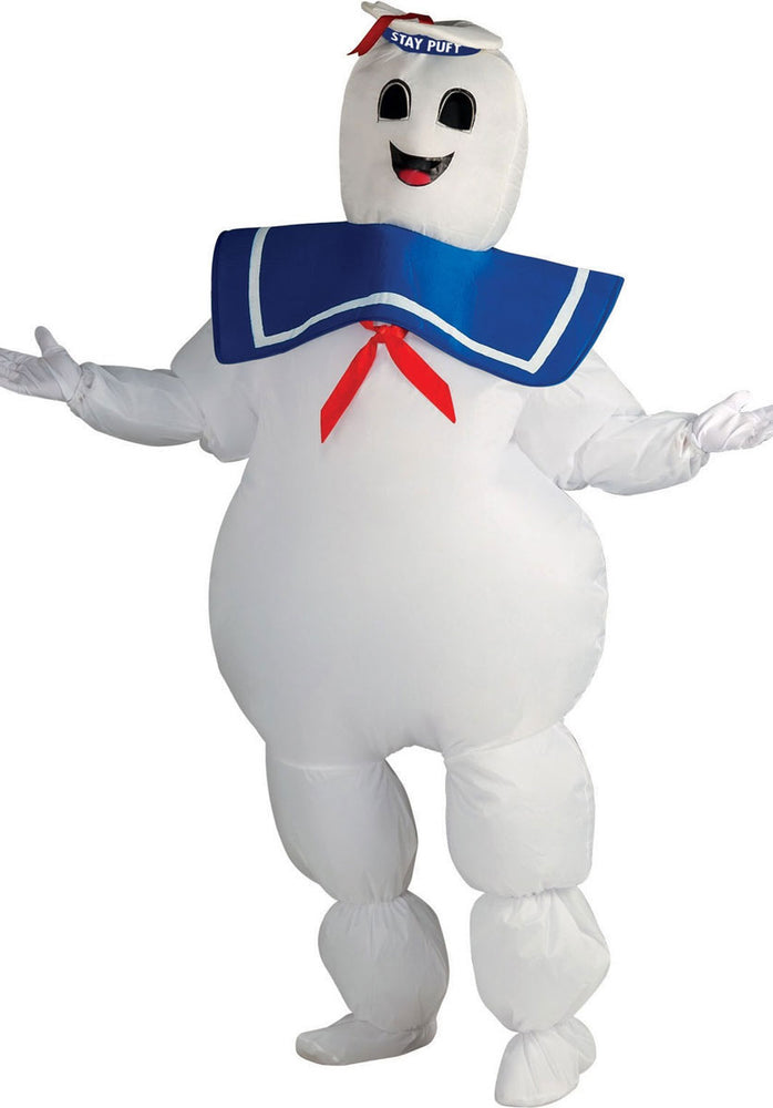 Ghostbusters Marshmallow Man Inflatable Costume