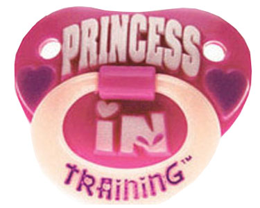 BB Princess in Training Pacifier