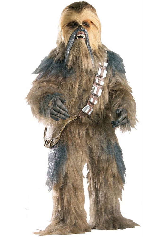 Chewbacca Costume Supreme Edition, Star Wars Fancy Dress