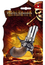 Miniature Pirate Pistol, Pirates Of The Caribbean
